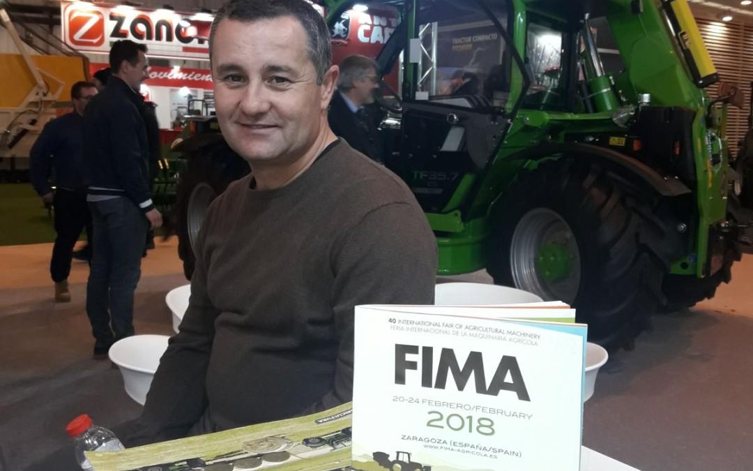 Hergar en FIMA 2018